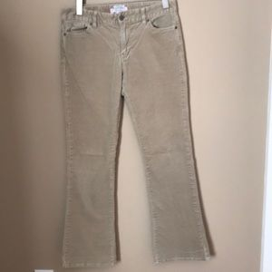 Old Navy brushed cotton pants